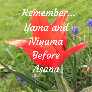 yamas and niyama